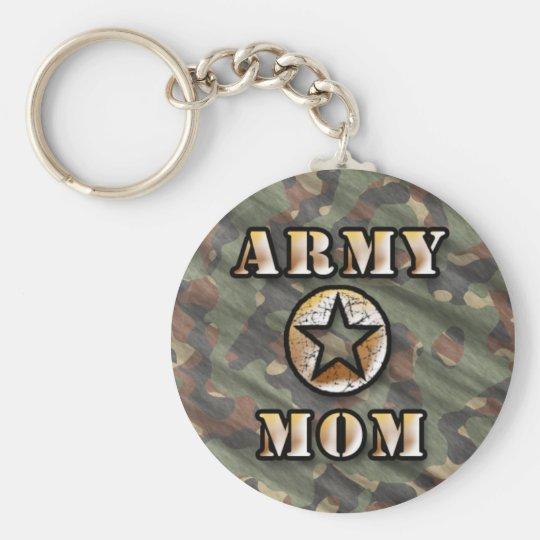 Army Mum Keychain