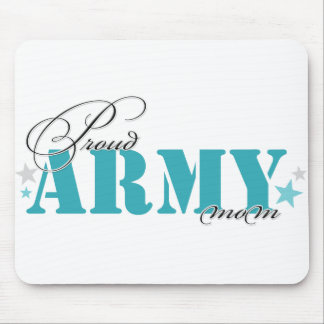 Army Mum Mouse Pad