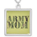 Army Mum Pendants