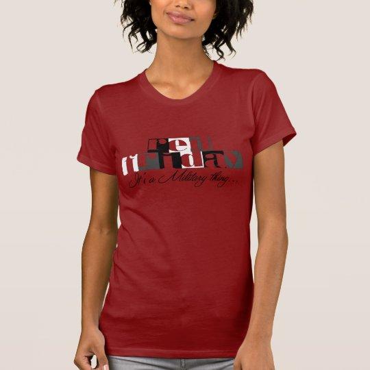 Army Mum Red Friday Shirt