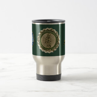 Army National Guard Basic Recruiter Stainless Steel Travel Mug