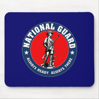Army National Guard Logo Mouse Mat