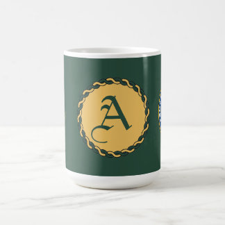 Army National Guard Basic White Mug