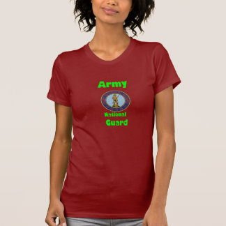 Army National Guard-Red Friday T Shirts