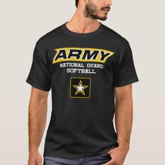 Army National Guard Softball v.1 T-Shirt