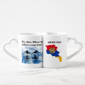 ARMY-NIA Pun Mug