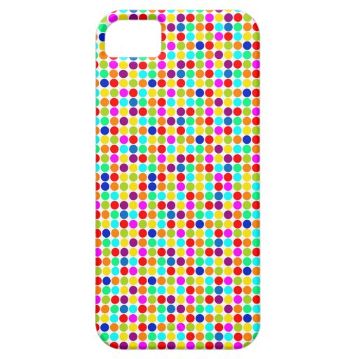 Army Of Colors Polka Dot small phone case iPhone 5 Cases