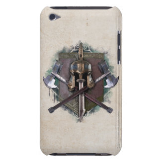 Army Of Dwarves Weaponry iPod Touch Case
