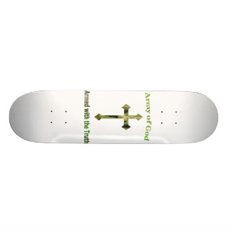 Army of God products Skate Boards