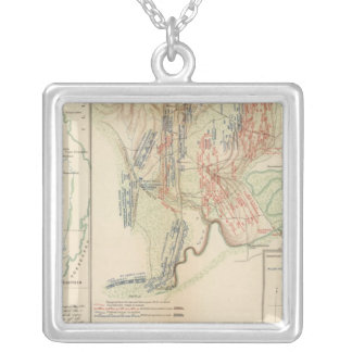 Army of Missouri campaigns Silver Plated Necklace
