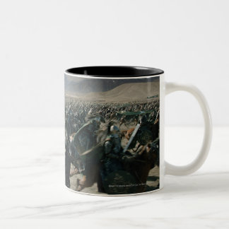 Army of Rohan Two-Tone Coffee Mug