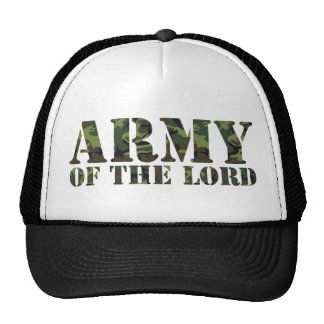 Army Of the Lord Cap