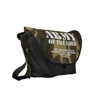 Army of the Lord Commuter Bags