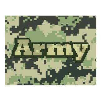 Army Postcard