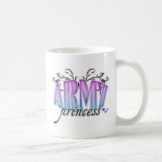 Army Princess Coffee Mugs