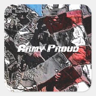 army Proud Sticker