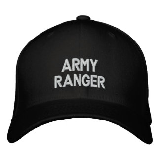 Army Ranger Hat Embroidered Hats