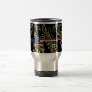 Army Reserve M16 Travel Mug Tiger Stripe
