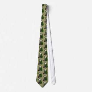 Army Santa Claus Tie