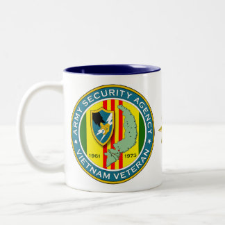 Army Security Agency - Vietnam Veteran Coffee Mug