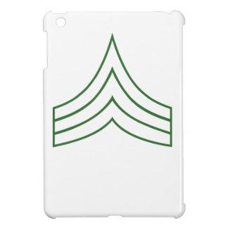 Army Sergeant Rank Insignia iPad Mini Cases