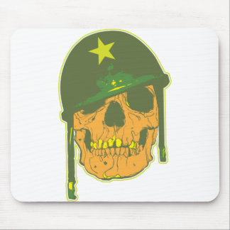 Army Skull Mouse Mats