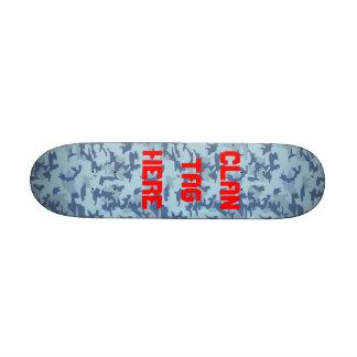 Army Snow Skateboard