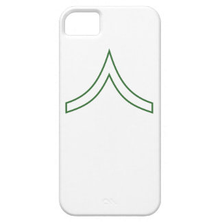 Army Soldier Rank Insignia iPhone 5/5S Cover