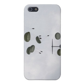 Army Soldiers jump out of a C-17 Globemaster II Case For The iPhone 5