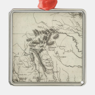 Army South, in Virginia Christmas Ornament