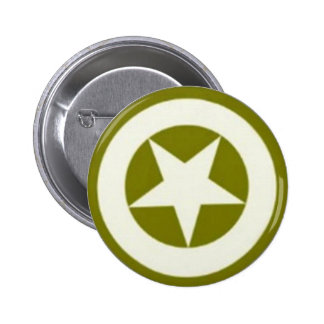 Army Star Button
