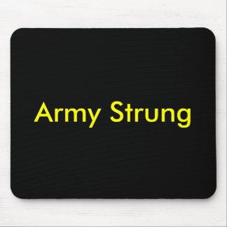 Army Strung Mousepad