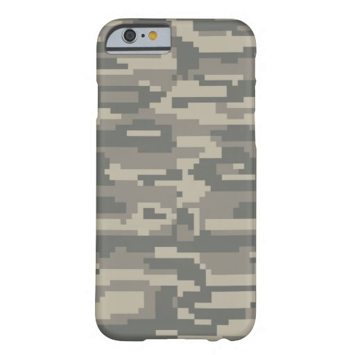 Army Style Digital Camouflage iPhone 6 Case