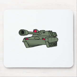 ARMY TANK MOUSE PAD