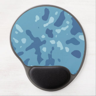 Army Texture Gel Mouse Pad