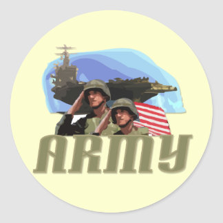 ARMY Tshirts and Gifts Stickers