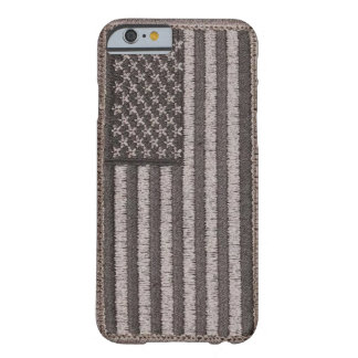 Army Uniform U.S. Flag (UCP Color) iPhone 6 case Barely There iPhone 6 Case