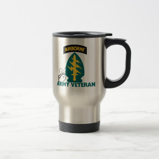 Army Veteran - Special Forces Mugs