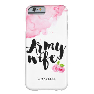 Army Wife Barely There iPhone 6 Case