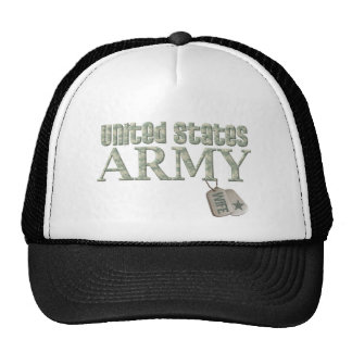 Army Wife - Camo Cap