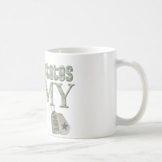 Army Wife - Camo Coffee Mug
