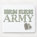Army Wife - Camo Mouse Pad
