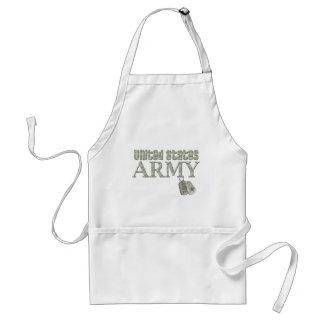 Army Wife - Camo Standard Apron