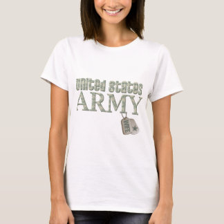 Army Wife - Camo T-Shirt