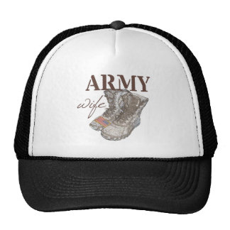Army Wife Hats