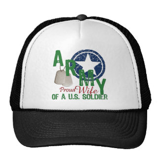 Army Wife - Proud Cap