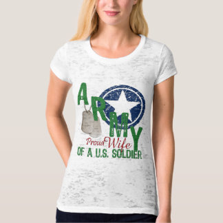 Army Wife - Proud T-Shirt