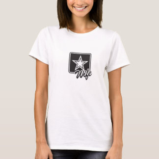 Army Wife Rank T-Shirt
