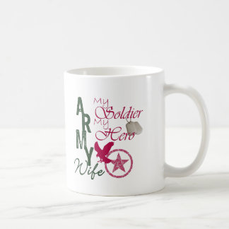 Army Wife - Soldier Coffee Mugs