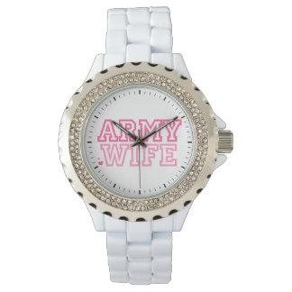Army Wife Wristwatches